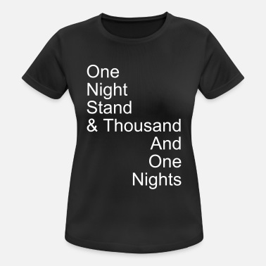Dato one night stand - Sports T-shirt dame