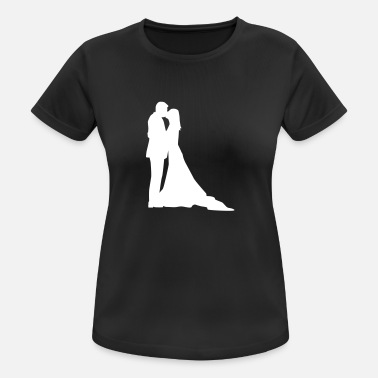 Wedding Couple Wedding couple - Women's Sport T-Shirt
