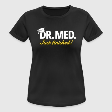 Medical doctor - Women's Breathable T-Shirt