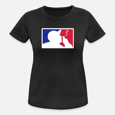Major League Major League Blazin' - Women's Breathable T-Shirt