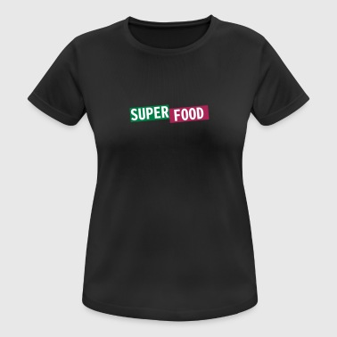 Superfood - Women's Breathable T-Shirt
