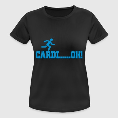cardio 5 - Women's Breathable T-Shirt