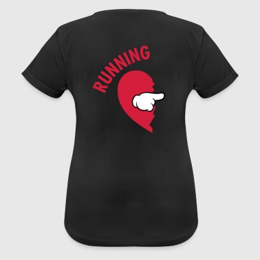 Running Partner (Part 1) - Camiseta mujer transpirable