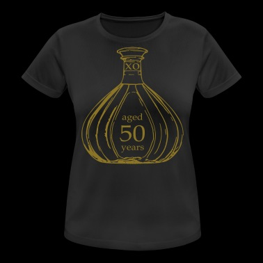 50 years - Cognac - Women's Breathable T-Shirt