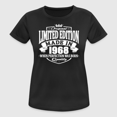 Limited edition made in 1968 - Women's Breathable T-Shirt