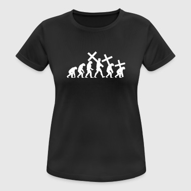 evolution - Women's Breathable T-Shirt