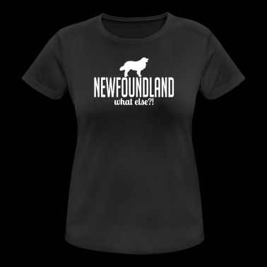 NEWFOUNDLAND what else - Women's Breathable T-Shirt