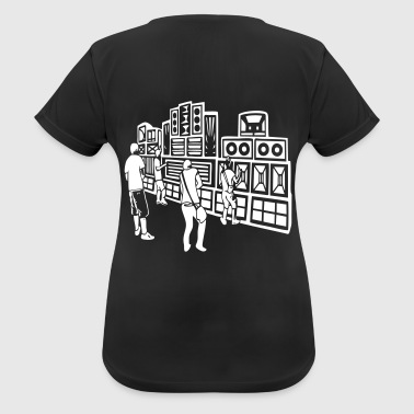 008 soundsystem 23 - Women's Breathable T-Shirt