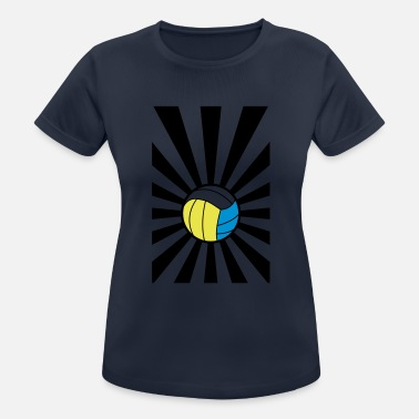 Beachvolley beachvolley - Sport T-shirt dam
