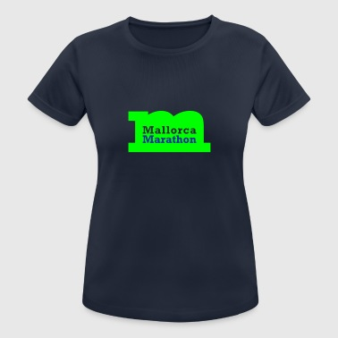 Majorca Marathon - Women's Breathable T-Shirt
