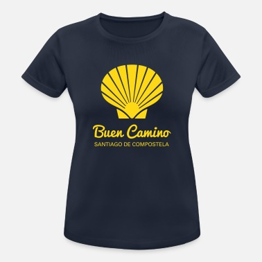 Camino 1 - Women's Breathable T-Shirt