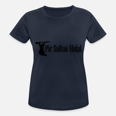 Alevi Pir Sultan Abdal - folk poet - Women's Breathable T-Shirt