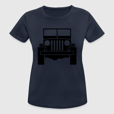Jeep - SUV - T-shirt respirant Femme