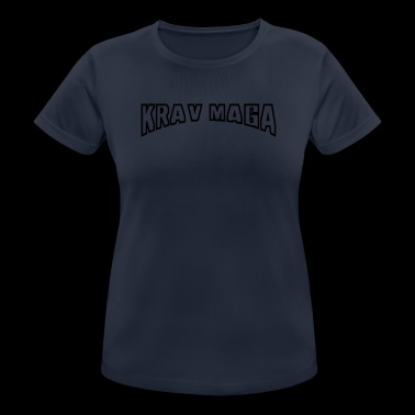 krav maga bow - Women's Breathable T-Shirt