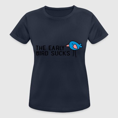 2541614 113674293 early bird - Women's Breathable T-Shirt