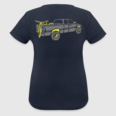 Pick-up ride - Women's Breathable T-Shirt