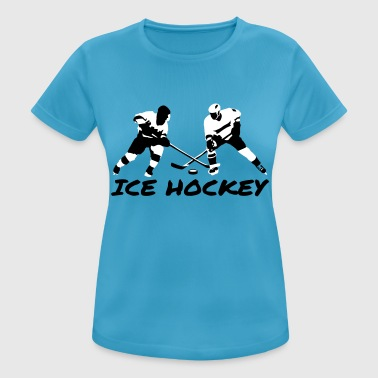 Ice Hockey - Camiseta mujer transpirable