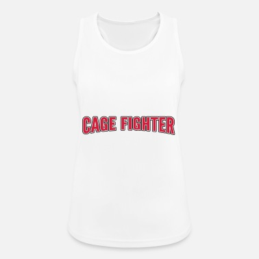 Fighter Cage Fighter - Women's Sport Tank Top