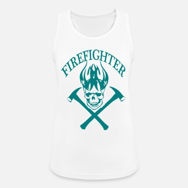 Fire Fighter fire fighter - Women's Sport Tank Top