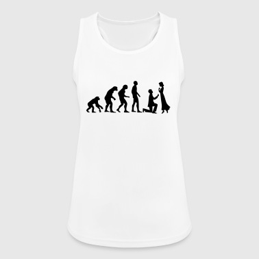 EVOLUTION OF MARRIAGE! - Women's Breathable Tank Top