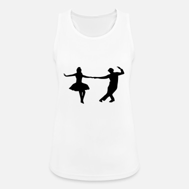 Dance Couple dancing couple - Women's Sport Tank Top