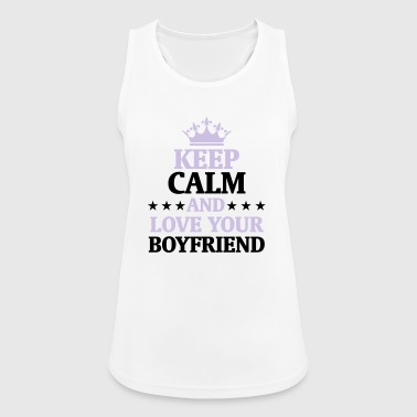 STAY COOL AND LOVE YOUR FRIEND! - Women's Breathable Tank Top