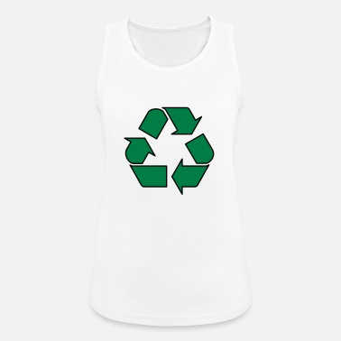 Enviromental Recycle - Women's Sport Tank Top
