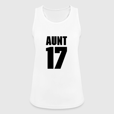 Aunt 17 Ropa deportiva - Camiseta de tirantes transpirable mujer