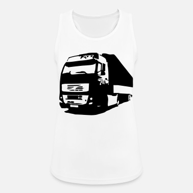 Volvo lorry - Women's Sport Tank Top