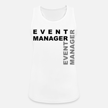Eventmanager-v2 Eventmanager - V2 - Frauen Sport Tanktop