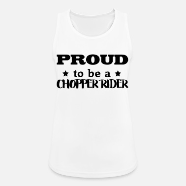 Raleigh Chopper chopper rider proud to be - Women's Sport Tank Top