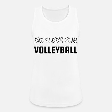 Volleyball - Volley Ball - Volley-Ball - Sport - Vrouwen sport tank top