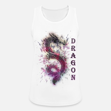 Dragons DRAGON DRAGON - Women's Sport Tank Top