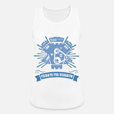 Fridays For Hub (Future Edition) - Women's Sport Tank Top