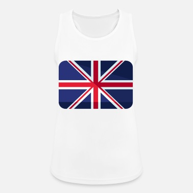 Britain Great Britain Flag Great Britain - Women's Sport Tank Top