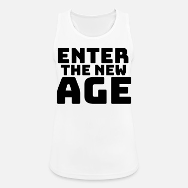 New Age Enter the new Age - Frauen Sport Tanktop