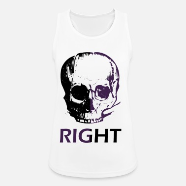 Right right - Women's Breathable Tank Top