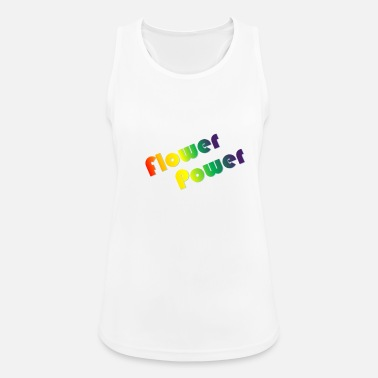 Flower Power Flower Power - Sports tanktop dame