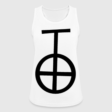 Outspoken 'Occult of Black Magic' - Women's Breathable Tank Top
