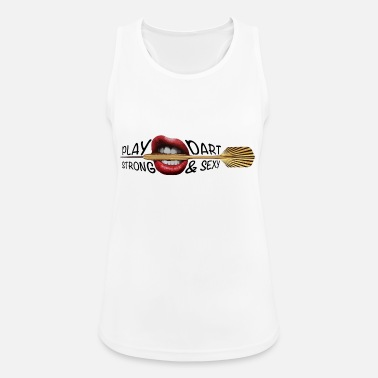 Darts - Women's Sport Tank Top
