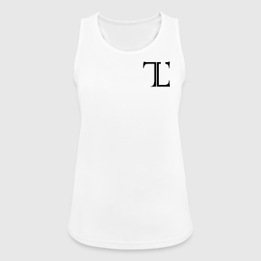 Tlc Timeless Logo Originale - Top da donna traspirante
