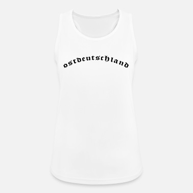 East East Germany Germany East - Women's Breathable Tank Top