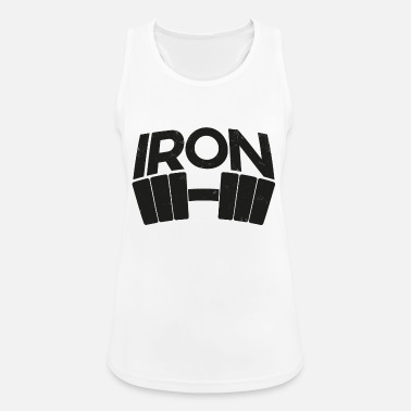 Iron Metal iron - Women's Breathable Tank Top