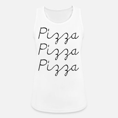 Pizza Pizza PiZZa PIZZA - Women's Breathable Tank Top