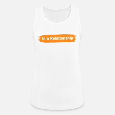 Relationships In a Relationship - Women's Sport Tank Top