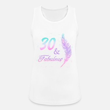 1988 30 years birthday Fabulous 1988 gift - Women's Breathable Tank Top