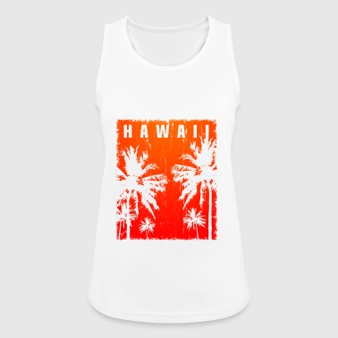 Hawaii Vintage - Women's Breathable Tank Top