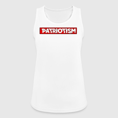 Patriotism - Women's Breathable Tank Top