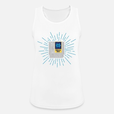 Gaming Collection Gamer Shirt- Blow Me - Women's Sport Tank Top