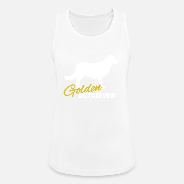 Golden Retriever Golden retriever - Golden retriever - Women's Sport Tank Top